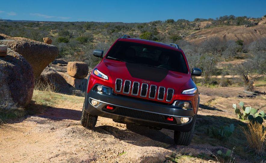 2014 Jeep Cherokee Limited - Slide 79