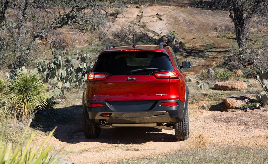 2014 Jeep Cherokee Limited - Slide 81