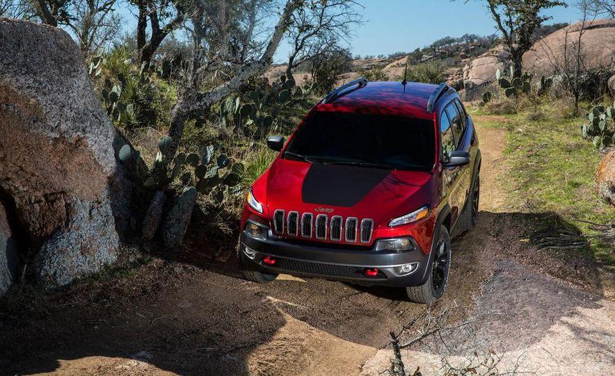 2014 Jeep Cherokee Limited - Slide 87