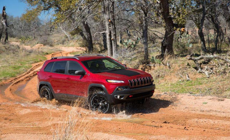2014 Jeep Cherokee Limited - Slide 92