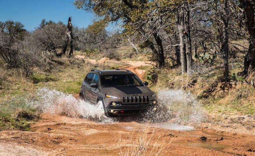 2014 Jeep Cherokee Limited - Slide 94