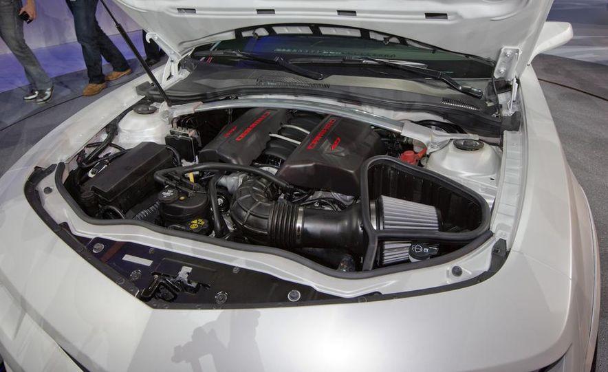 2014 Chevrolet Camaro Z/28 - Slide 20