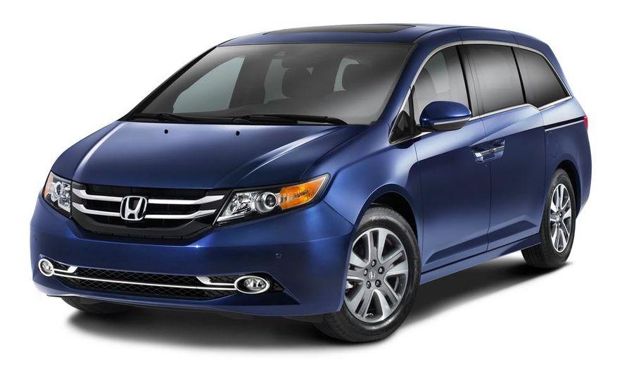 2014 Honda Odyssey Touring Elite - Slide 16