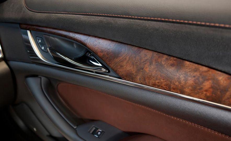 2014 Cadillac CTS Vsport - Slide 40