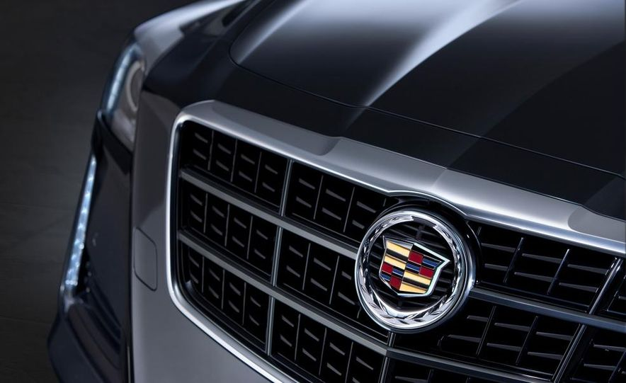 2014 Cadillac CTS Vsport - Slide 32