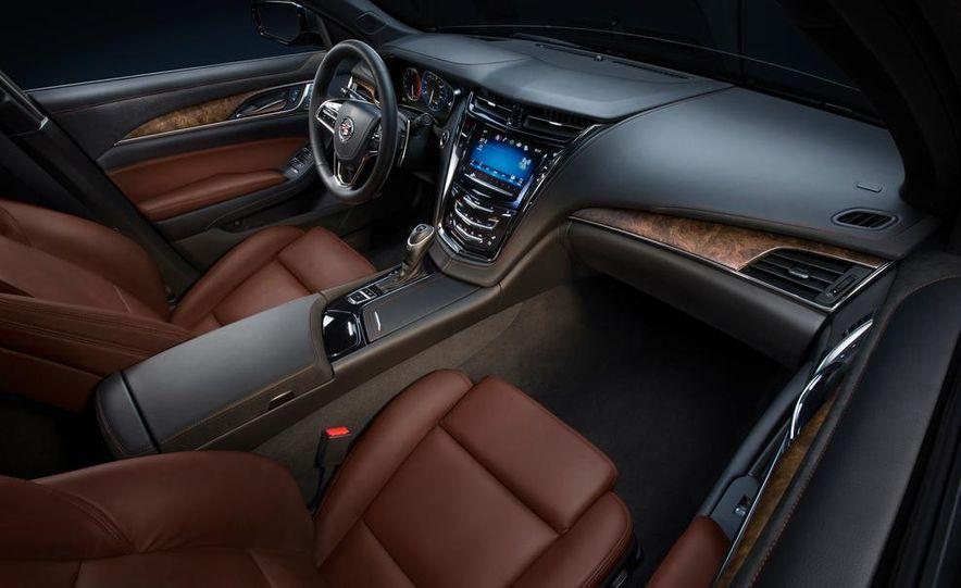 2014 Cadillac CTS Vsport - Slide 38
