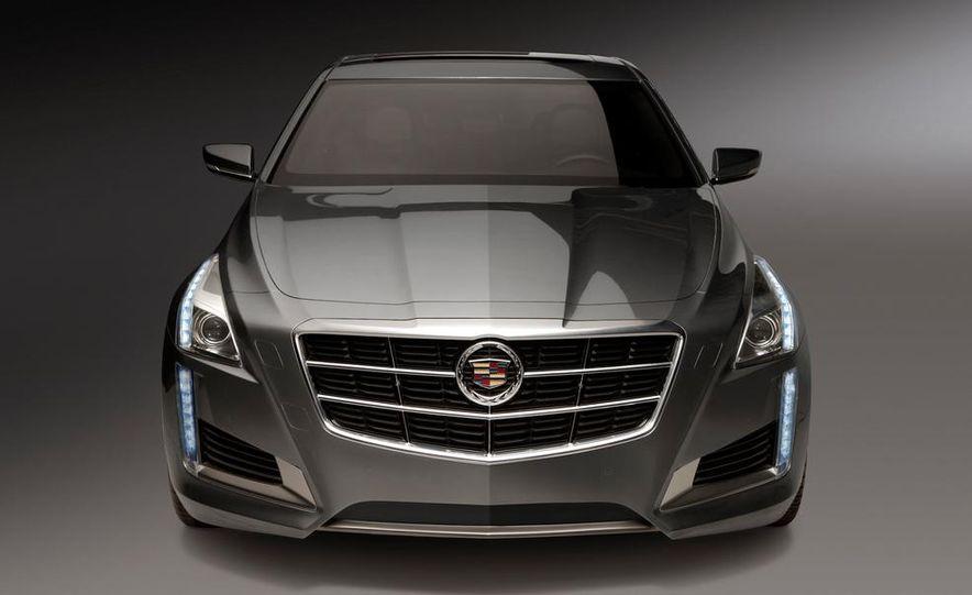 2014 Cadillac CTS Vsport - Slide 25