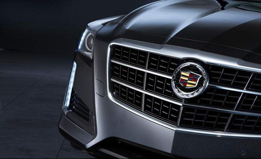 2014 Cadillac CTS Vsport - Slide 29