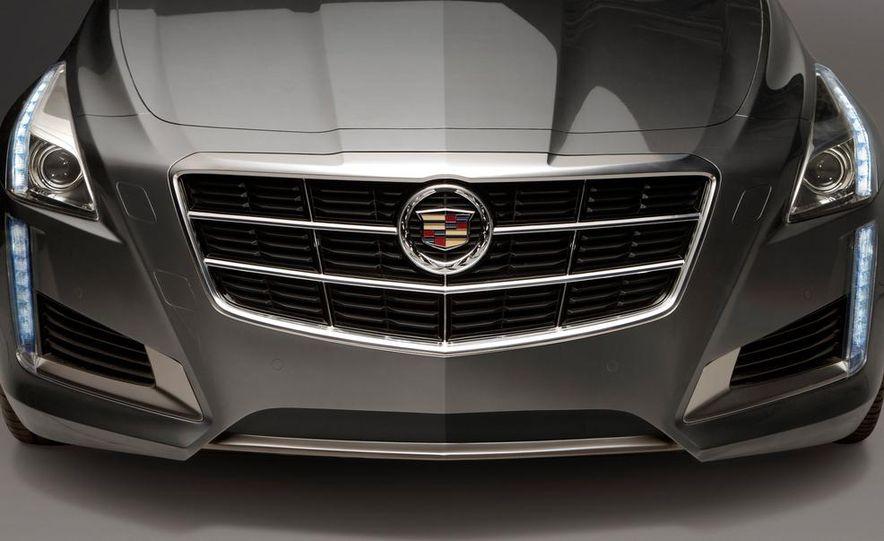 2014 Cadillac CTS Vsport - Slide 30