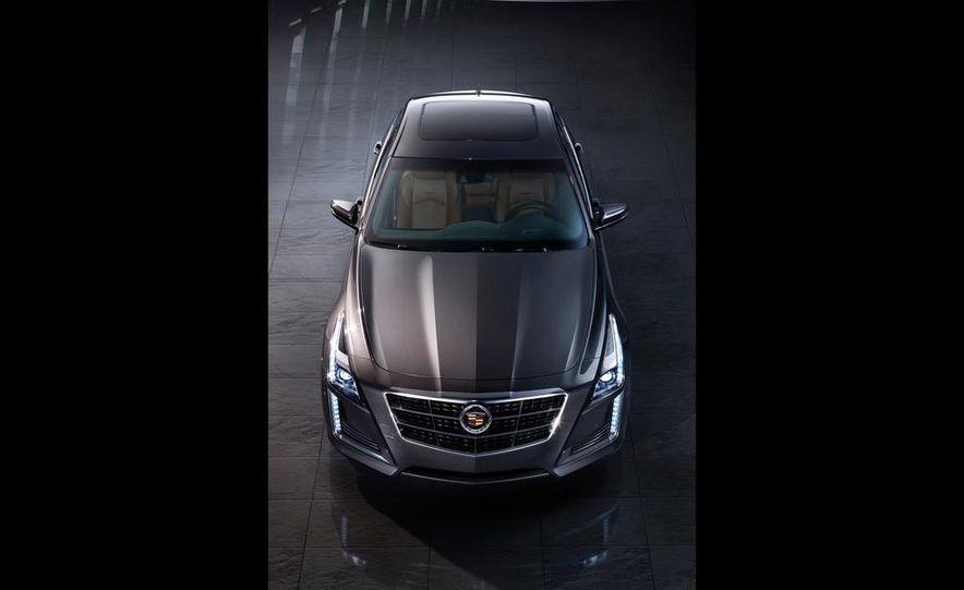 2014 Cadillac CTS Vsport - Slide 28