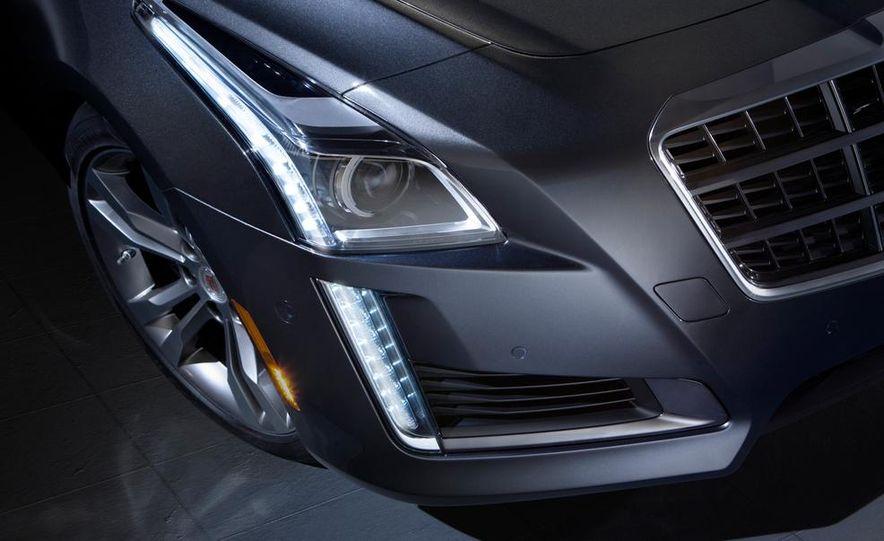 2014 Cadillac CTS Vsport - Slide 33