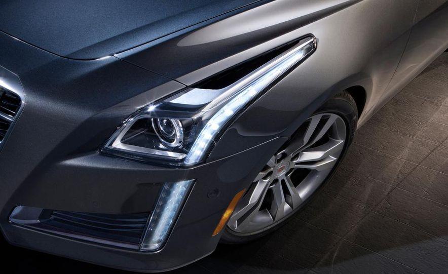 2014 Cadillac CTS Vsport - Slide 34