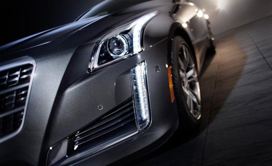 2014 Cadillac CTS Vsport - Slide 35