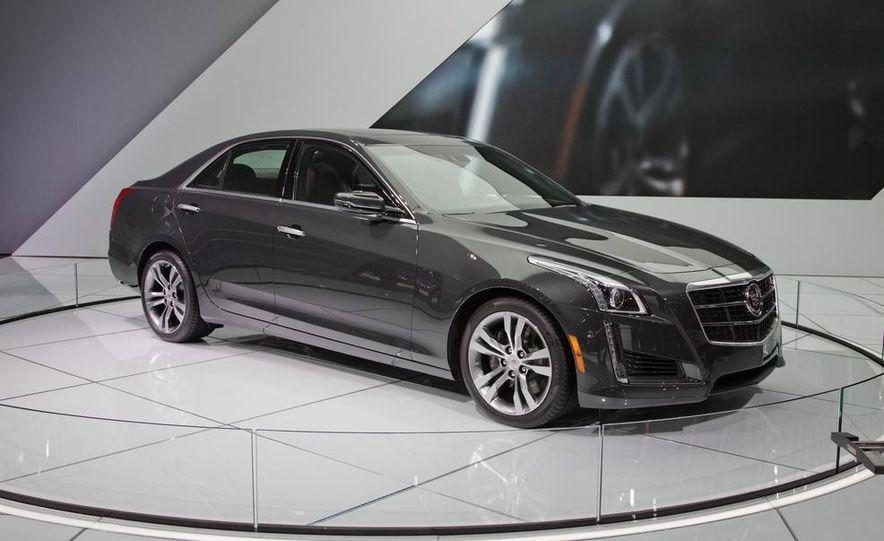 2014 Cadillac CTS Vsport - Slide 2