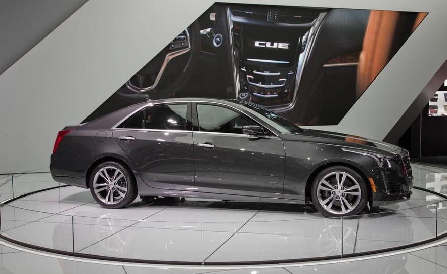 2014 Cadillac CTS Vsport - Slide 3