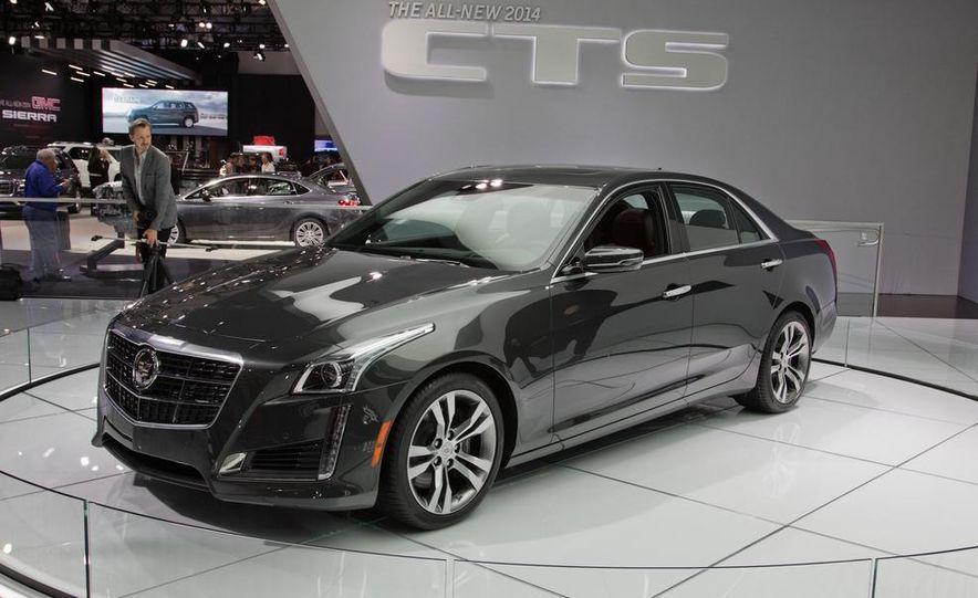 2014 Cadillac CTS Vsport - Slide 5