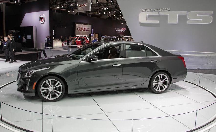 2014 Cadillac CTS Vsport - Slide 6