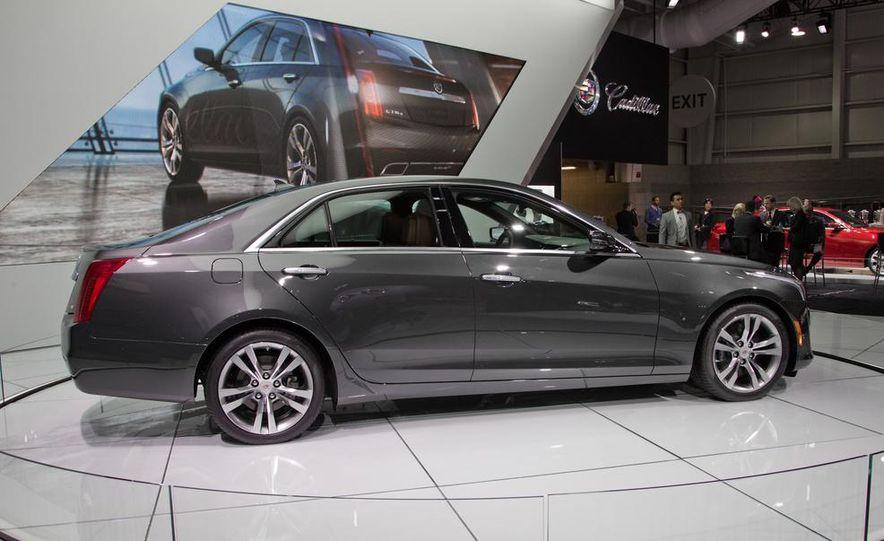 2014 Cadillac CTS Vsport - Slide 7