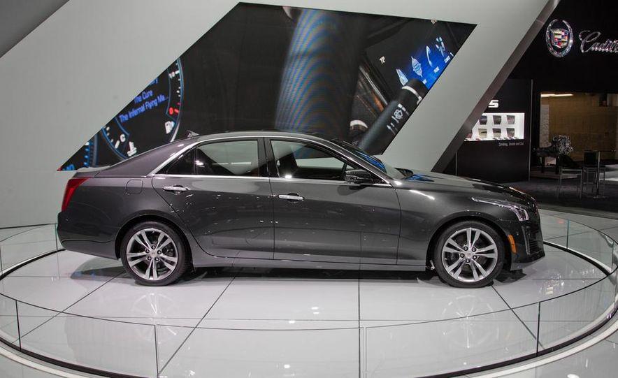 2014 Cadillac CTS Vsport - Slide 8