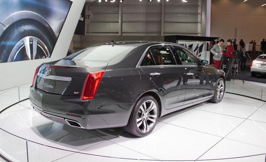 2014 Cadillac CTS Vsport - Slide 9