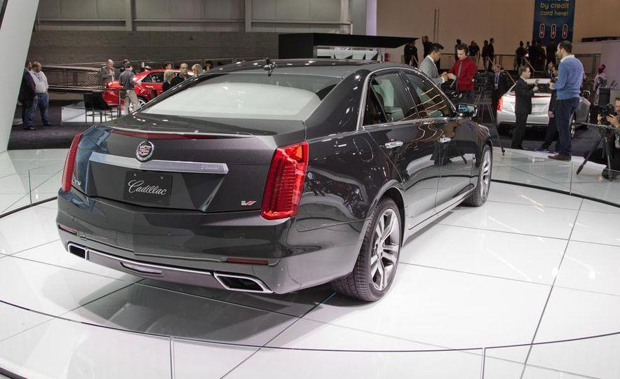 2014 Cadillac CTS Vsport - Slide 10