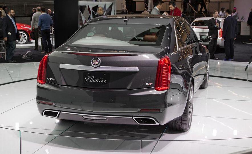 2014 Cadillac CTS Vsport - Slide 11