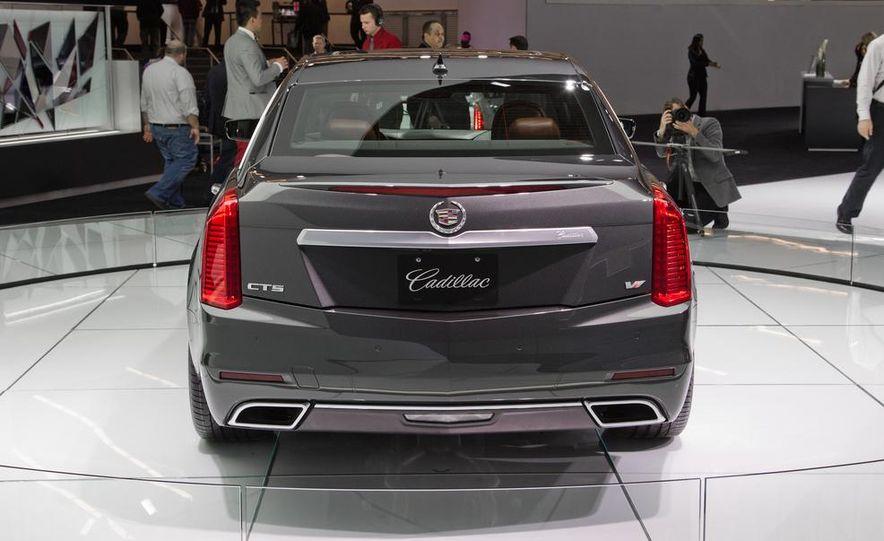 2014 Cadillac CTS Vsport - Slide 12