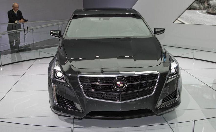 2014 Cadillac CTS Vsport - Slide 13