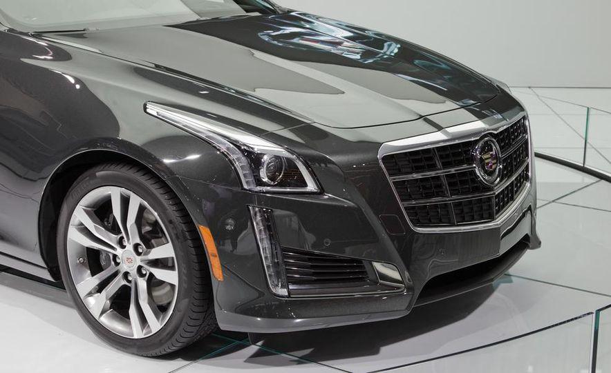 2014 Cadillac CTS Vsport - Slide 15