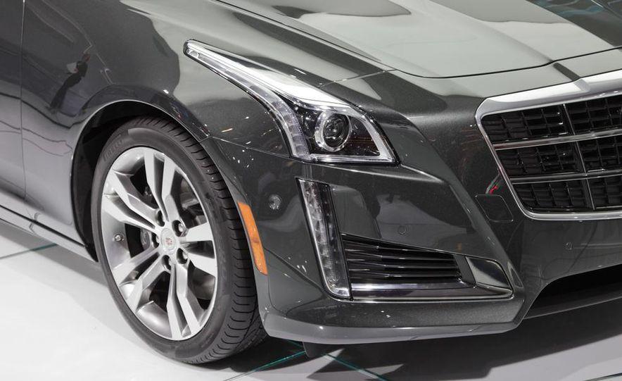 2014 Cadillac CTS Vsport - Slide 16