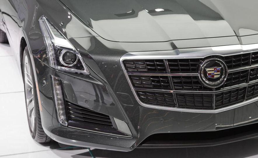 2014 Cadillac CTS Vsport - Slide 21