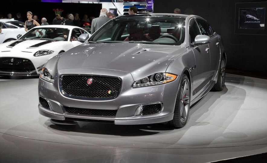 2014 Jaguar XJR - Slide 4
