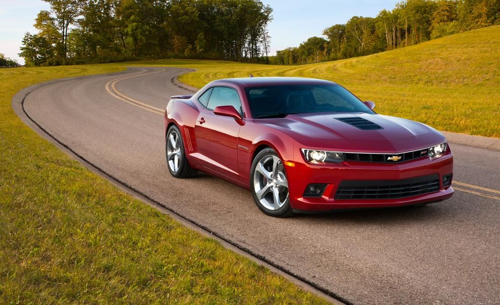 Worksheet. 2014 Chevrolet Camaro SS Pictures  Photo Gallery  Car and Driver
