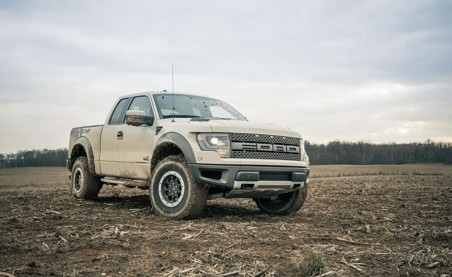 2013 Ford F-150 SVT Raptor SuperCab - Slide 18