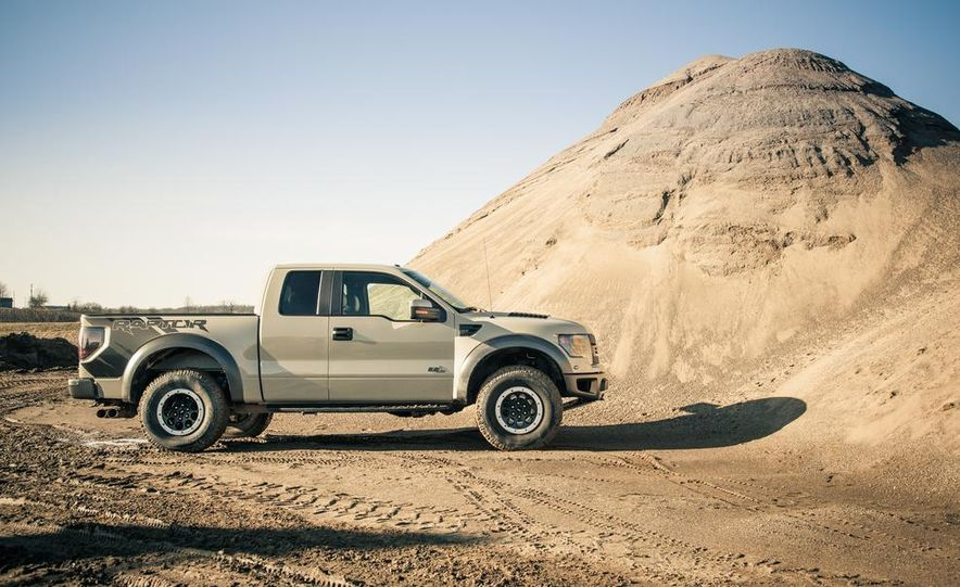 2013 Ford F-150 SVT Raptor SuperCab - Slide 29