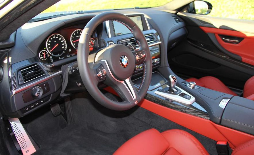 2013 BMW M6 coupe - Slide 45