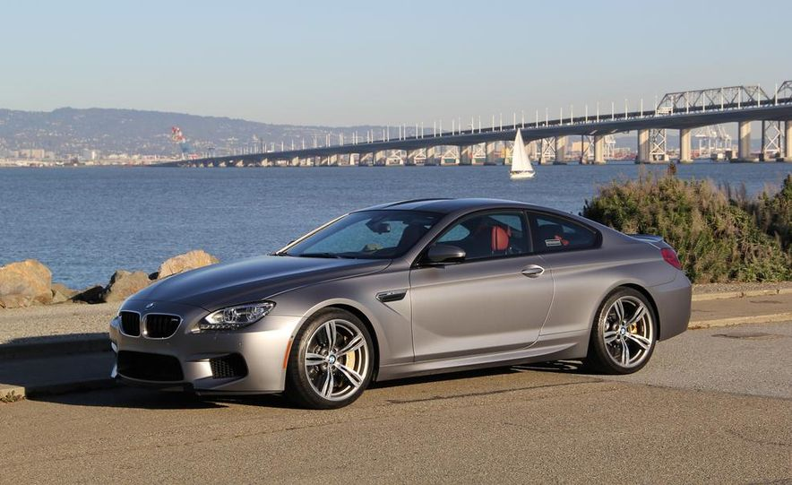 2013 BMW M6 coupe - Slide 1