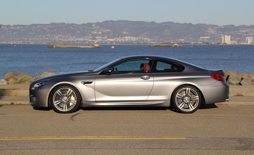 2013 BMW M6 coupe - Slide 2
