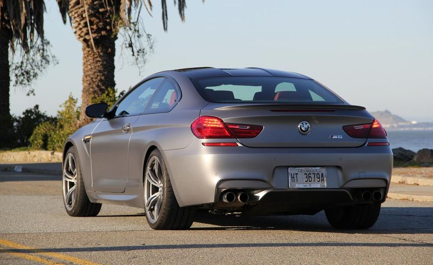 2013 BMW M6 coupe - Slide 4