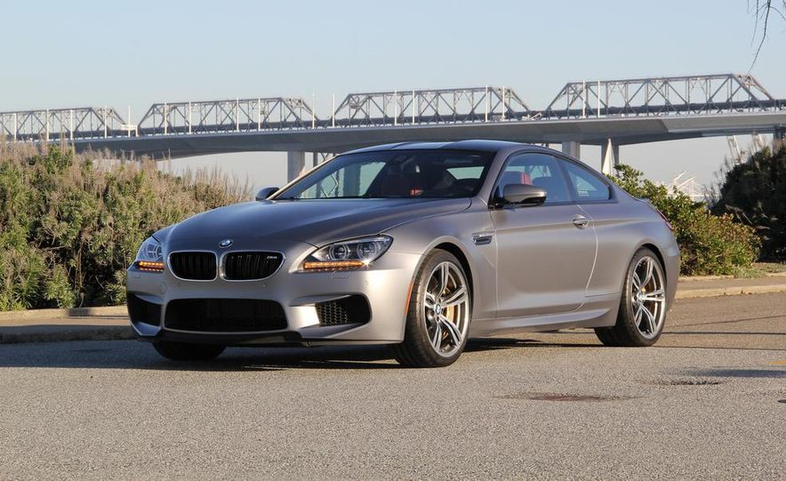 2013 BMW M6 coupe - Slide 6