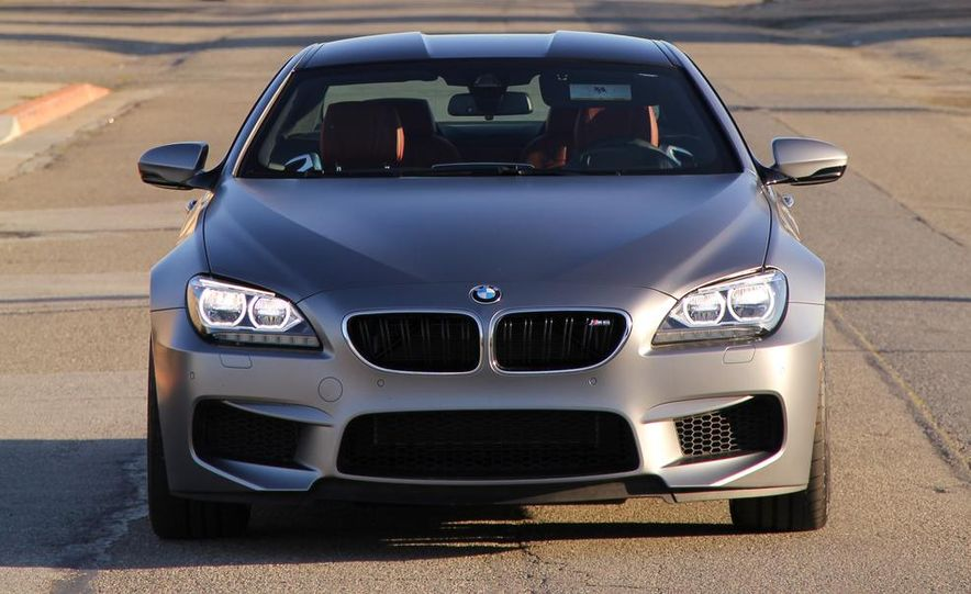 2013 BMW M6 coupe - Slide 8