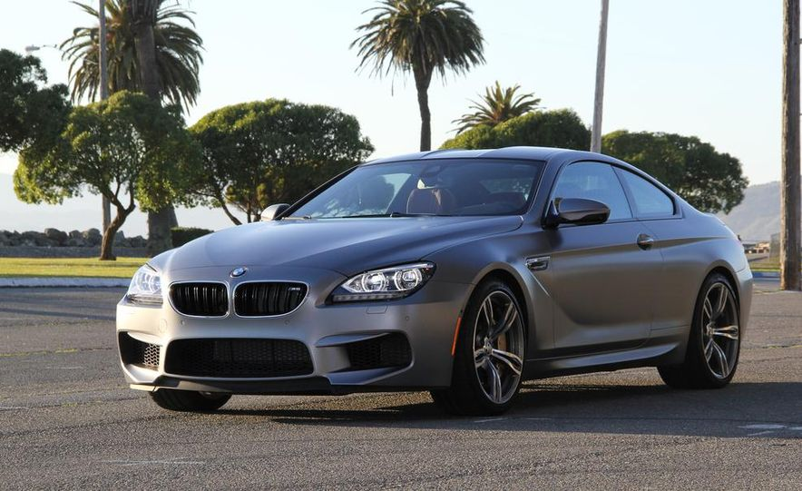 2013 BMW M6 coupe - Slide 9