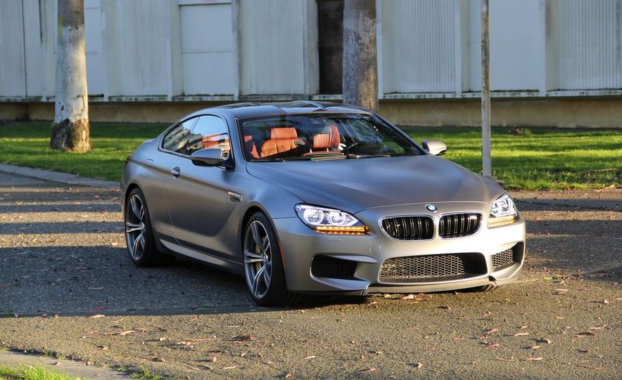 2013 BMW M6 coupe - Slide 14