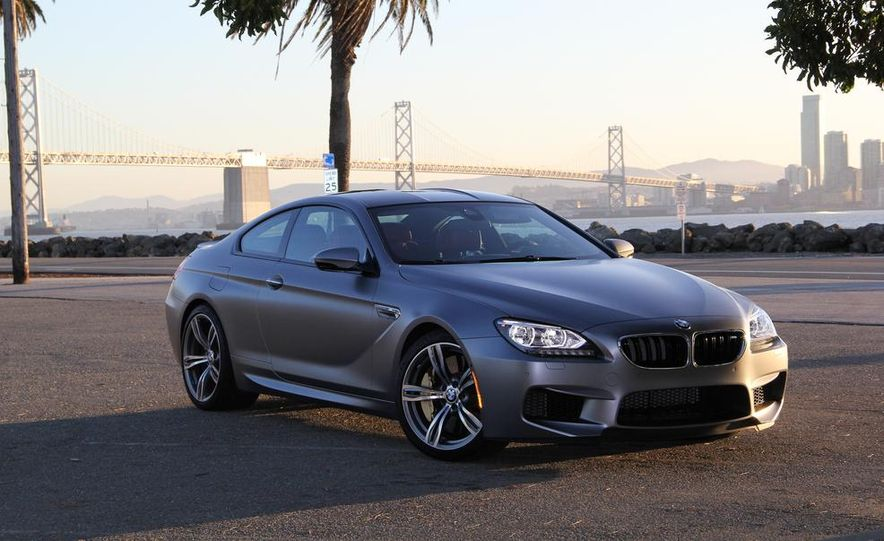 2013 BMW M6 coupe - Slide 17