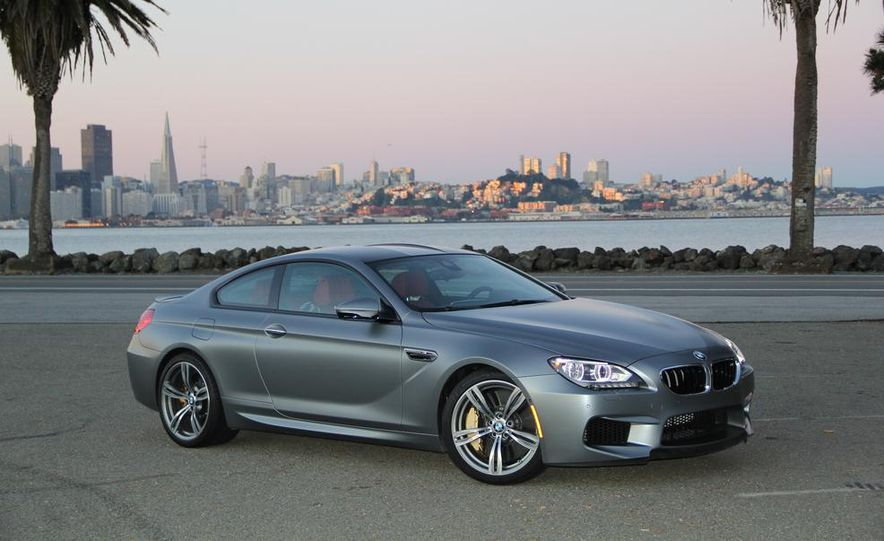 2013 BMW M6 coupe - Slide 19