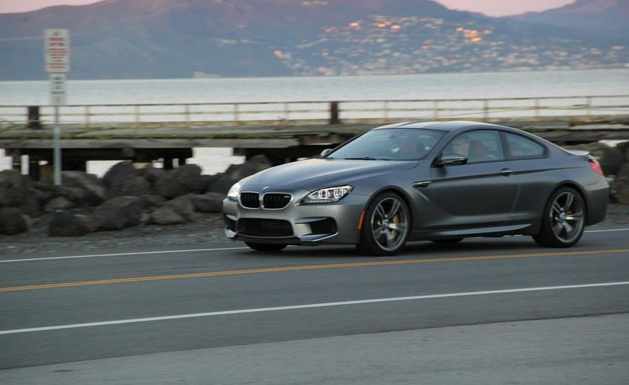 2013 BMW M6 coupe - Slide 21