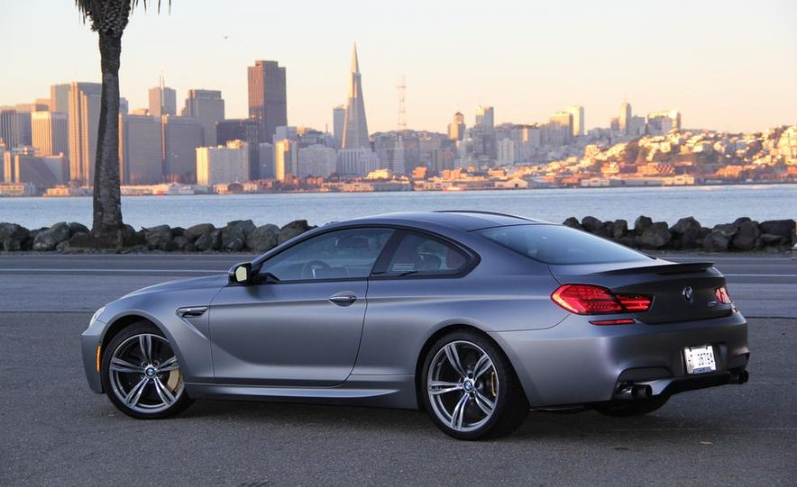 2013 BMW M6 coupe - Slide 28