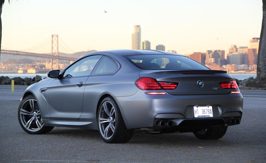 2013 BMW M6 coupe - Slide 29