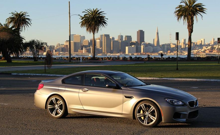 2013 BMW M6 coupe - Slide 32