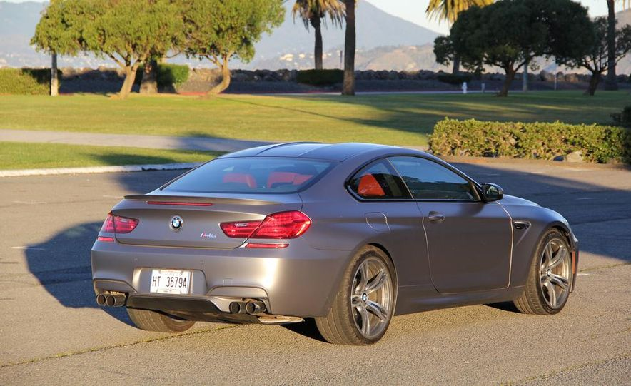 2013 BMW M6 coupe - Slide 33